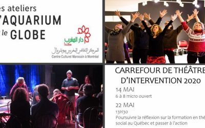 Carrefour de théâtre d'intervention 2020
