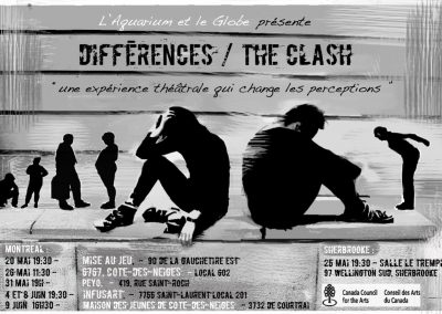 Différences/The Clash (2009-2011)